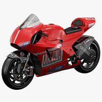 race bike ducati gp10 3d 3ds
