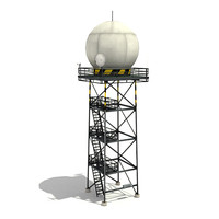 Weather Radar Tower