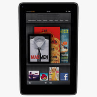 3d max tablet kindle