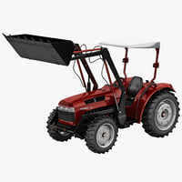 tractor loader jinma 454 3ds