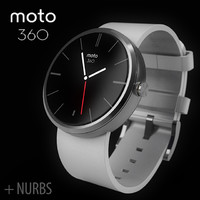 maya motorola moto360 leather