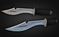 dxf combat knife