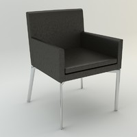 3d minotti manet model