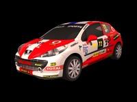 Peugeot 207 2005 sports