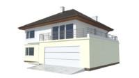 zx10 house fbx