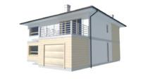 sz5 house 3d model