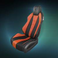 car seat 3d obj