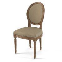 gramercy vintage chair 3d 3ds