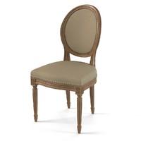 gramercy vintage chair 3d 3ds