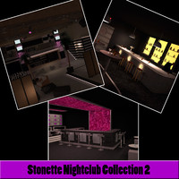 stonette nightclub 3d 3ds