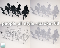 people all style - packet 08