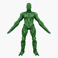 creature 3d max