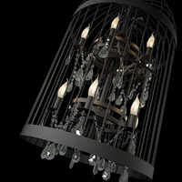 maya vintage finch ceiling lamp