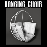 3d hanging chair