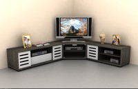 japanese living room tv cabinet 3d 3ds