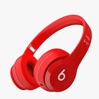 2014  Beats by Dr.Dre  Solo2 on ear headphone