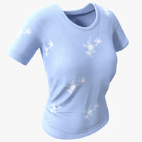 3ds female tshirt