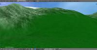 3dsmax mountains landscape