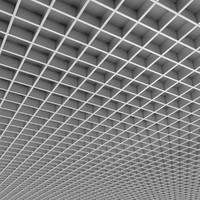 office gril ceiling tileable pattern 3d max