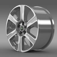 rangerover hybrid rim 3ds