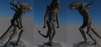 maya alien r