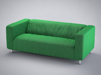 loveseat KLIPPAN of IKEA