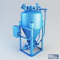 max master conical pump