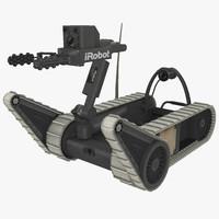 3d model irobot sugv 310 robot
