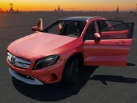 mercedes benz gla 220 3d 3ds