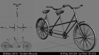 max tandem bicycle