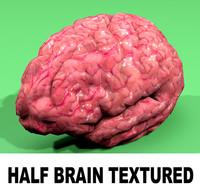 3d 3ds half brain