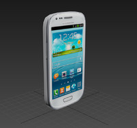 samsung galaxy mini 3d fbx