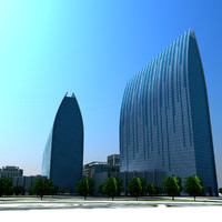 obj emaar buildings