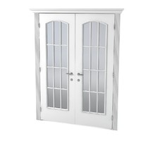 3d model glass doors