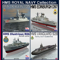 HMS ROYAL NAVY Collection