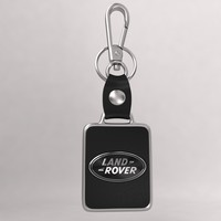 Landrover car key chain with logo