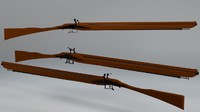 maya musket carbine carabine