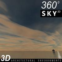 maya sky clouds