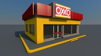 24 hours Store OXXO