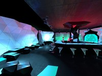 3d model night club