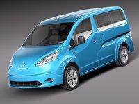Nissan e-NV200 2015