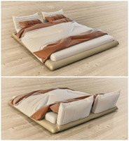 bedcloth bed 3ds