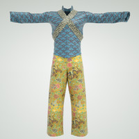 maya tin soldier outfit