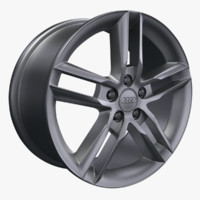 Audi A7 Rim