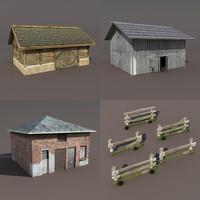 old barns max