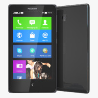 3ds max nokia x black