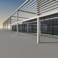 Modern Building 039