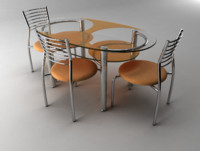 Table and chair 6