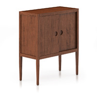 model wood cabinet
