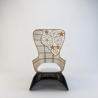 max chair b crinoline